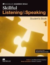 Skillful 1 (Pre-Intermediate) Listening and Speaking Student's Book with Internet Access Code ISBN: 9780230495722