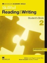 Skillful 2 (Intermediate) Reading and Writing Student's Book with Internet Access Code ISBN: 9780230495739