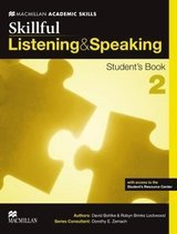 Skillful 2 (Intermediate) Listening and Speaking Student's Book with Internet Access Code ISBN: 9780230495746