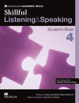 Skillful 4 (Advanced) Listening and Speaking Student's Book with Internet Access Code ISBN: 9780230495784