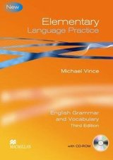 Elementary Language Practice (New Edition) without Answer Key with CD-ROM ISBN: 9780230726970
