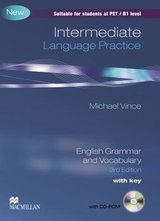Intermediate Language Practice (New Edition) with Answer Key & CD-ROM ISBN: 9780230727014