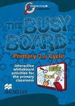 Busy Board Level 2 Interactive Whiteboard Software (IWB) CD-ROM ISBN: 9780230729865