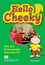 Hello Cheeky DVD & Photocopiables CD-ROM ISBN: 9780230730571