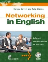 Networking in English with CD ISBN: 9780230732506