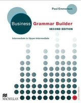 Business Grammar Builder (2nd Edition) with Audio CD ISBN: 9780230732544