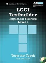 LCCI Testbuilder 1 with Audio CD ISBN: 9780230733862