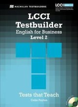 LCCI Testbuilder 2 with Audio CD ISBN: 9780230733893