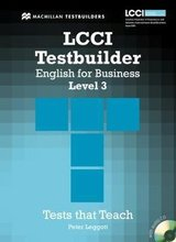 LCCI Testbuilder 3 with Audio CD ISBN: 9780230733923