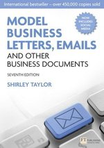 Model Business Letters, E-mails & Other Business Documents ISBN: 9780273751939