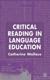 Critical Reading in Language Education (Hardback) ISBN: 9780333985793