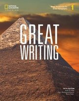 Great Writing (5th Edition) 1 Great Sentences for Great Paragraphs Student Book ISBN: 9780357020821