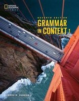 Grammar in Context (7th Edition) 1 Student's Book ISBN: 9780357140239