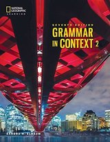 Grammar in Context (7th Edition) 2 Student's Book ISBN: 9780357140246