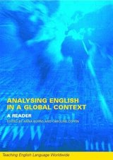 Analysing English in a Global Context - A Reader ISBN: 9780415241168