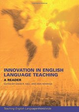 Innovation in English Language Teaching: A Reader ISBN: 9780415241243