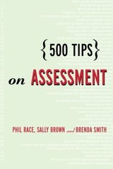 500 Tips on Assessment (2nd Edition) ISBN: 9780415342797
