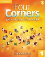 Four Corners 1 Student's Book with Self-Study CD-ROM ISBN: 9780521126151