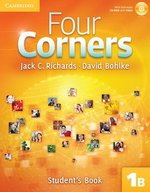 Four Corners 1 (Split Edition) Student's Book B with Self-Study CD-ROM ISBN: 9780521126601