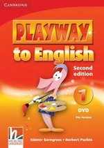 Playway to English (2nd Edition) 1 DVD PAL ISBN: 9780521129718