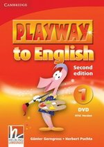 Playway to English (2nd Edition) 1 DVD (NTSC) ISBN: 9780521129756