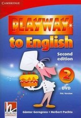 Playway to English (2nd Edition) 2 DVD PAL ISBN: 9780521130981
