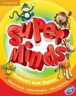 Super Minds Starter Student's Book with DVD-ROM ISBN: 9780521148528