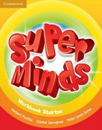 Super Minds Starter Workbook ISBN: 9780521148535