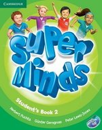 Super Minds 2 Student's Book with DVD-ROM ISBN: 9780521148597