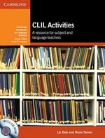 CLIL Activities with CD-ROM ISBN: 9780521149846