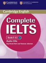 Complete IELTS Bands 5-6.5 Class Audio CDs (2) ISBN: 9780521179508