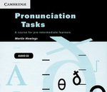 Pronunciation Tasks Audio CDs (3) ISBN: 9780521183543