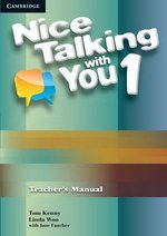 Nice Talking with You 1 Teacher's Manual ISBN: 9780521188128