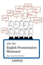 English Pronunciation Illustrated ISBN: 9780521206341