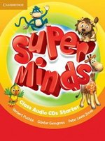 Super Minds Starter Class Audio CDs (2) ISBN: 9780521214346