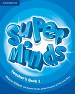 Super Minds 1 Teacher's Book ISBN: 9780521220613