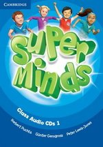 Super Minds 1 Class Audio CDs (3) ISBN: 9780521221368