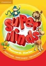 Super Minds Starter Flashcards (Pack of 75) ISBN: 9780521221634