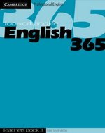 English 365 Level 3 Teacher's Book ISBN: 9780521549172