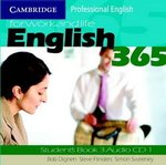 English 365 Level 3 Audio CDs (2) ISBN: 9780521549196