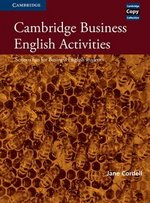 Cambridge Business English Activities Book