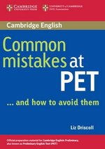 Common Mistakes at PET . . . and How to Avoid Them ISBN: 9780521606844