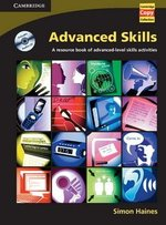 Advanced Skills Book with Audio CD ISBN: 9780521608480