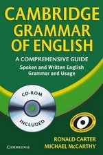 Cambridge Grammar of English (Paperback) with CD-ROM ISBN: 9780521674393