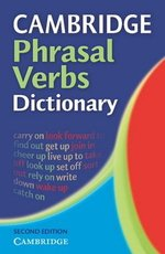 Cambridge Phrasal Verbs Dictionary (Paperback)