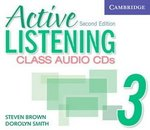 Active Listening (2nd Edition) 3: Class Audio CDs (3) ISBN: 9780521678230