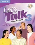 Let's Talk (2nd Edition) 3 Student's Book with Self-Study Audio CD ISBN: 9780521692878