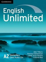 English Unlimited Elementary Class Audio CDs (3) ISBN: 9780521697750