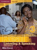 Real Listening & Speaking 3 with Answers and Audio CDs (2) ISBN: 9780521705882