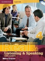 Real Listening & Speaking 4 with Answers and Audio CDs (2) ISBN: 9780521705905